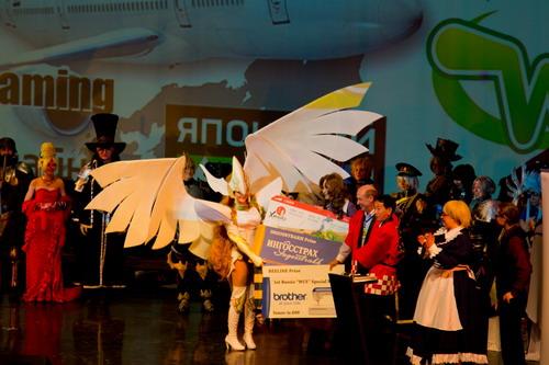 Сайт фестиваля Хинодэ, между делом, там можно будет поиграть в Го!